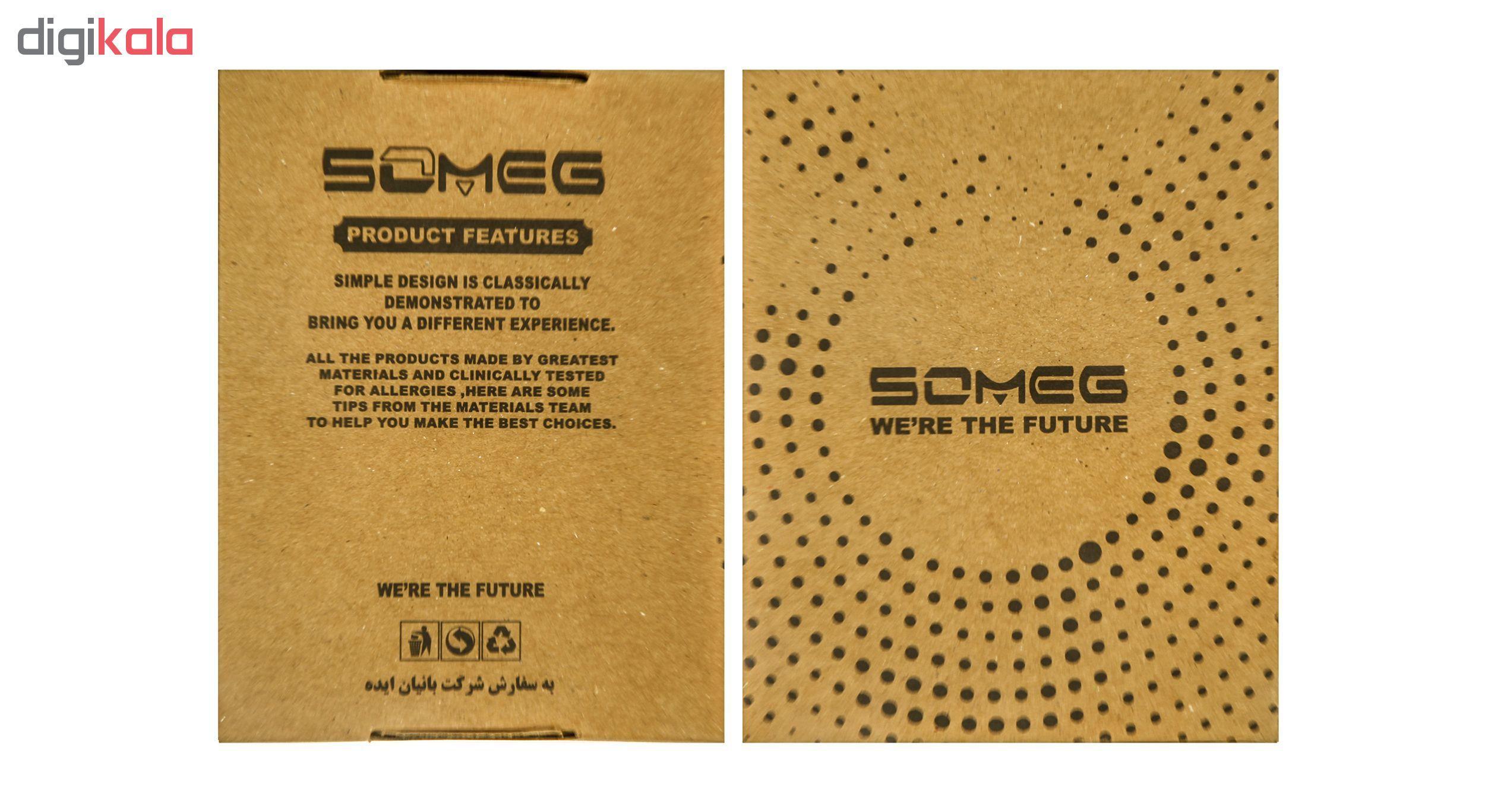 بند سومگ مدل  SMG-K4 مناسب برای مچ بند هوشمند شیائومی Mi Band 4 به همراه محافظ صفحه نمایش main 1 13