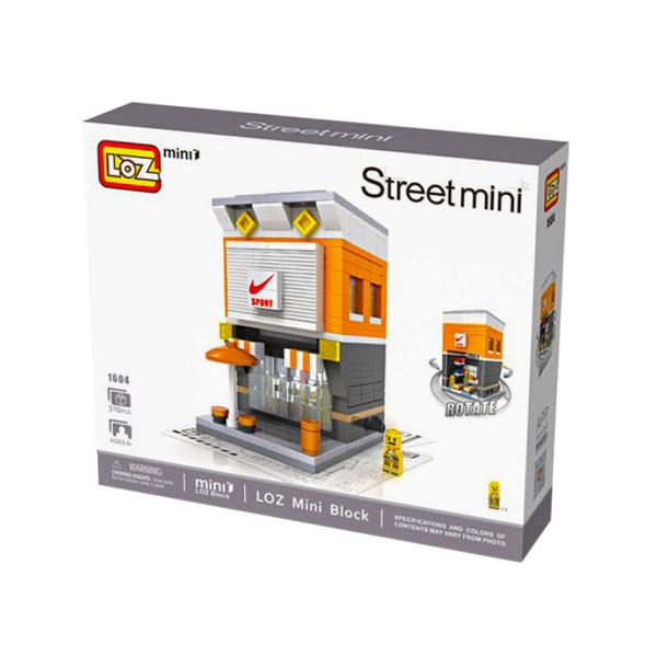 ساختنی لوز مدل street minl کد 1604