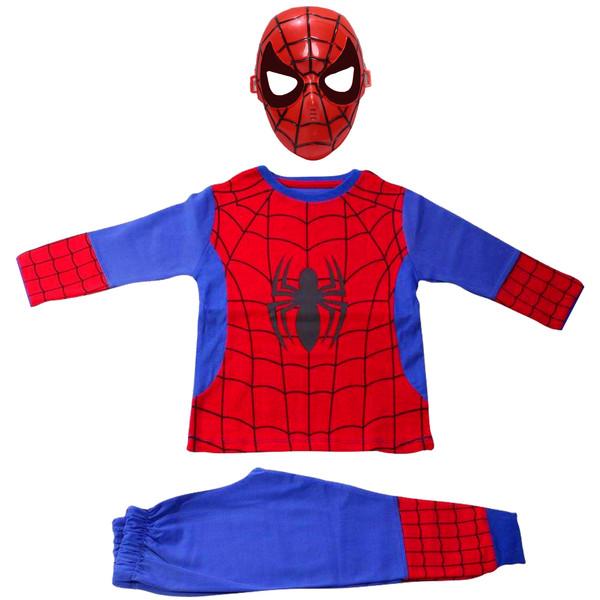 تن پوش طرح مرد عنکبوتی کد 4734