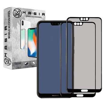 محافظ صفحه نمایش مات مسیر مدل MGFMT-2 مناسب برای گوشی موبایل هوآوی Y9 2019  بسته دو عددی