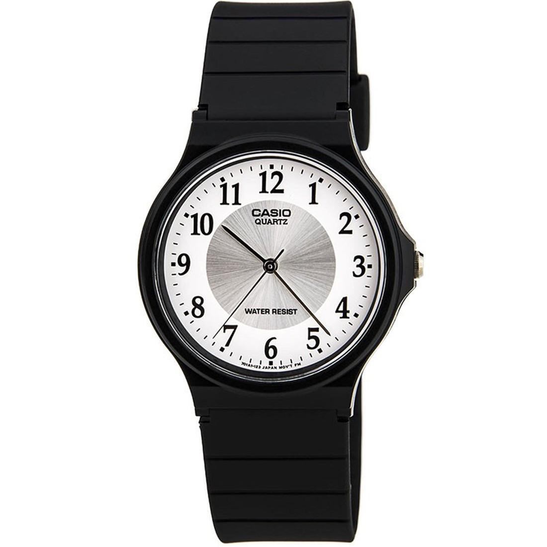 کد تخفیف                                      ساعت مچی عقربه ای مردانه کاسیو کد MQ-24-7B3L