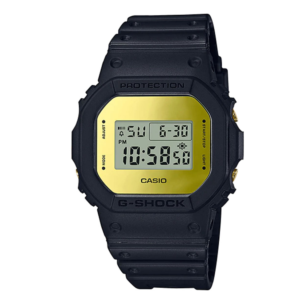 کد تخفیف                                      ساعت مچی دیجیتال مردانه کاسیو مدل جی شاک کد dw-5600bbmb-1d