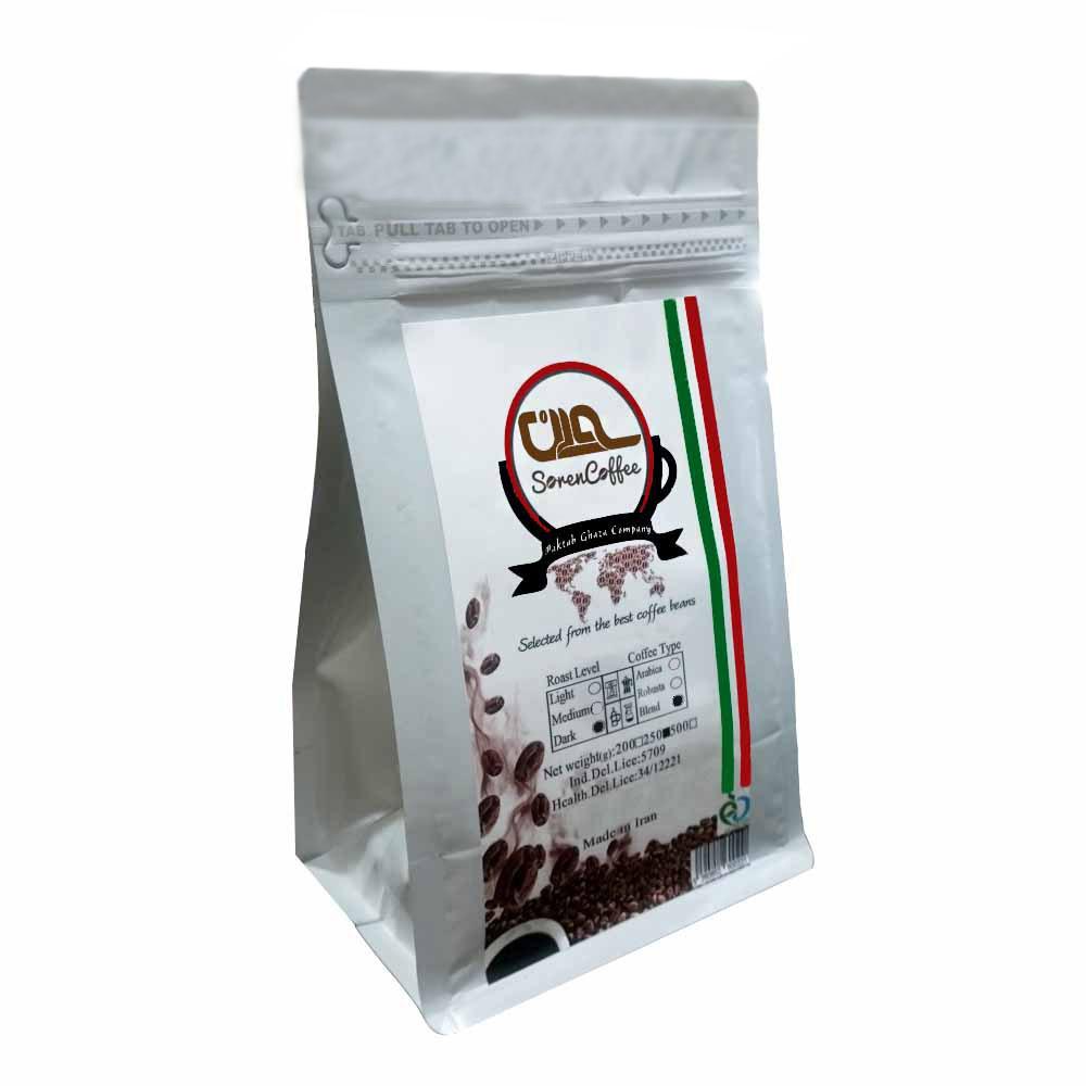 پودر قهوه اسپرسو سورن مدل CP-4354 مقدار 250 گرم