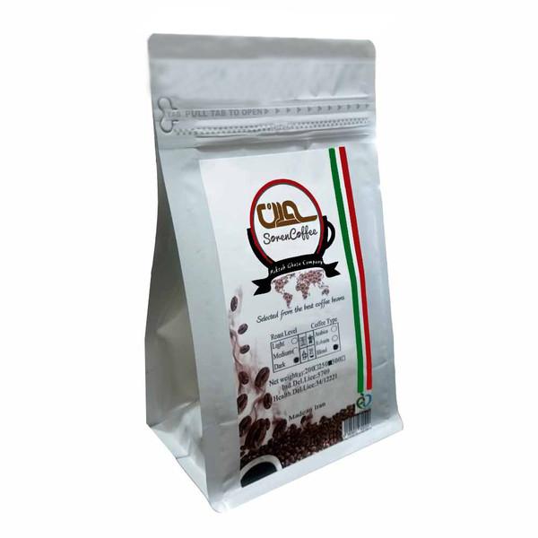 پودر قهوه اسپرسو سورن مدل CB-4354 مقدار 250 گرم