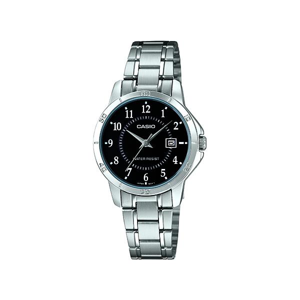 ساعت مچی عقربه ای زنانه کاسیو کد LTP-V004D-1B 52