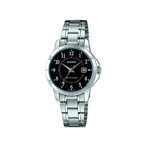 ساعت مچی عقربه ای زنانه کاسیو کد LTP-V004D-1B