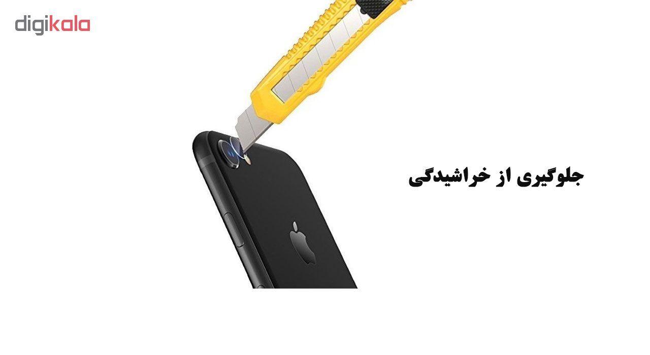 محافظ لنز دوربین هورس مدل UTF مناسب برای گوشی موبایل اپل iPhone 6 / 6s بسته سه عددی main 1 3