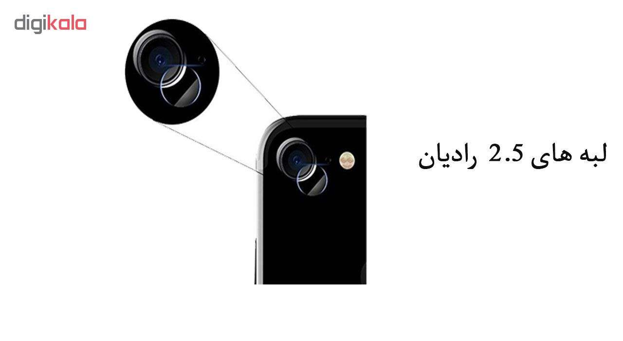محافظ لنز دوربین هورس مدل UTF مناسب برای گوشی موبایل اپل iPhone 6 / 6s بسته سه عددی main 1 5