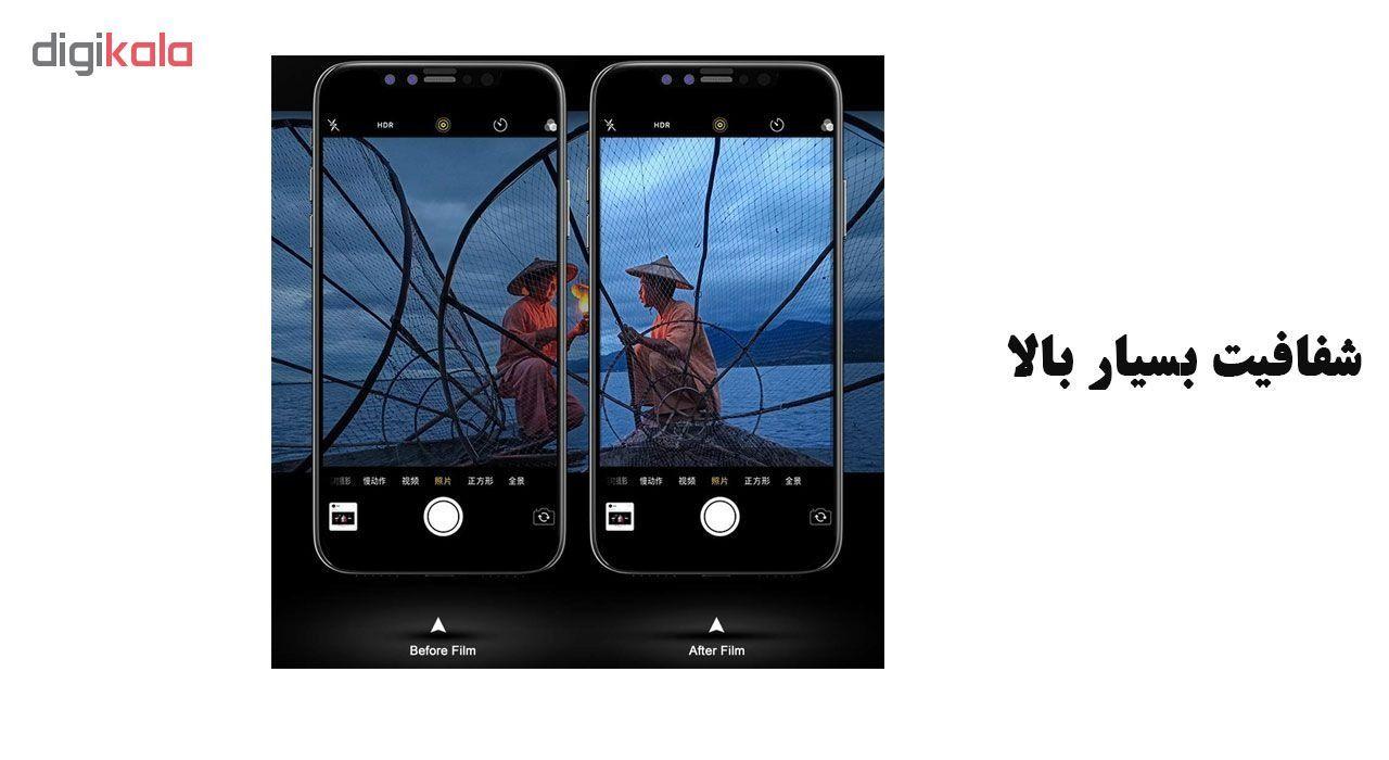 محافظ لنز دوربین هورس مدل UTF مناسب برای گوشی موبایل اپل iPhone 6 / 6s بسته سه عددی main 1 6