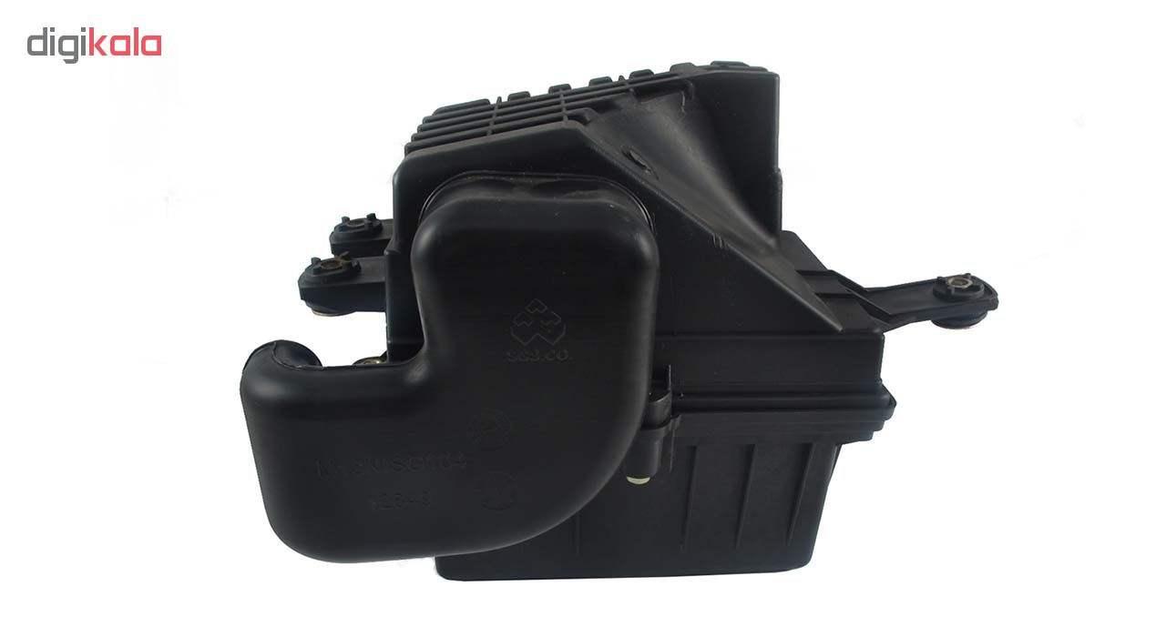 محفظه هواکش موتور خودرو بیکیاس کو. کد 81125001 مناسب برای پراید main 1 2