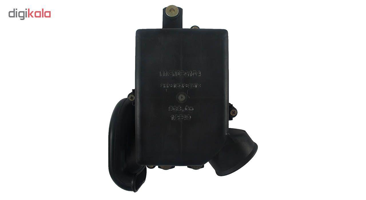 محفظه هواکش موتور خودرو بیکیاس کو. کد 81125001 مناسب برای پراید main 1 3