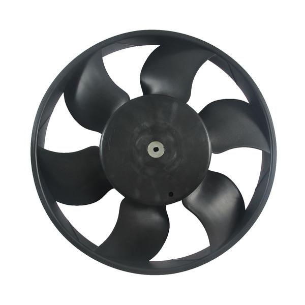 پروانه فن رادیاتور خودرو بیکیاس کو. کد 81135000 مناسب برای پراید