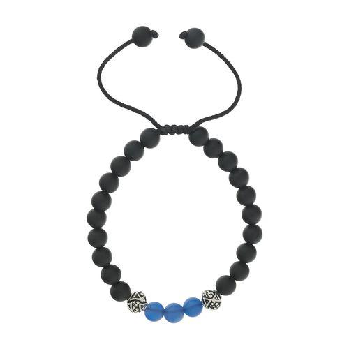 دستبند نقره شاینی کد N112