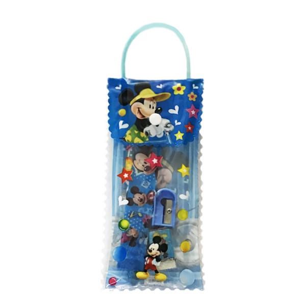 بسته لوازم تحریر مدل Mickey Mouse مجموعه 5 عددی