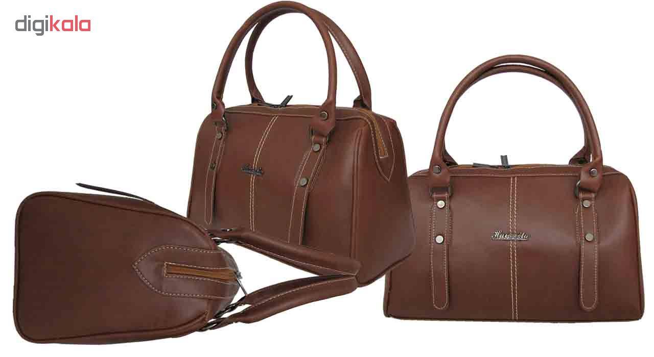 کیف دستی زنانه کد 261