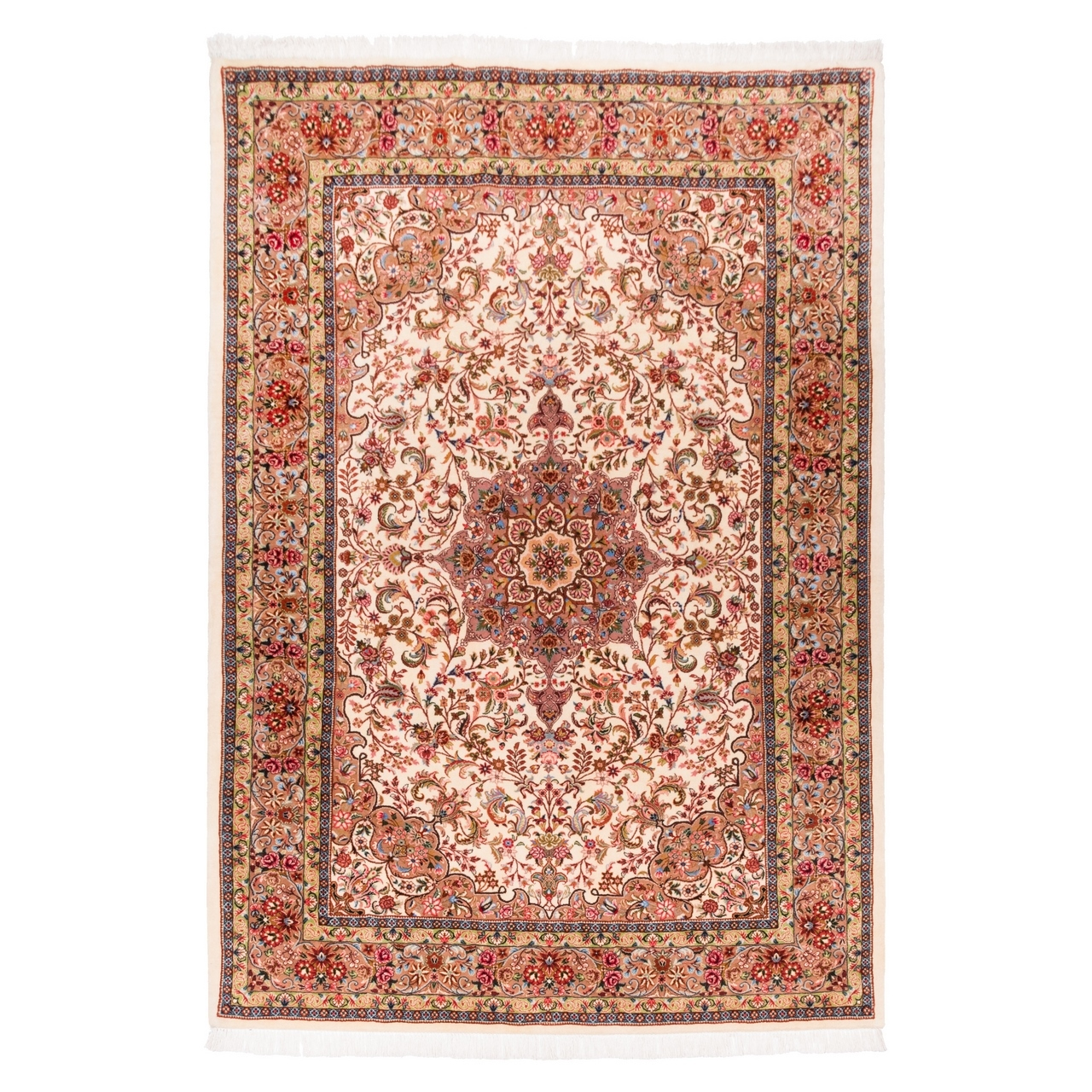 فرش دستباف شش متری سی پرشیا کد 174121