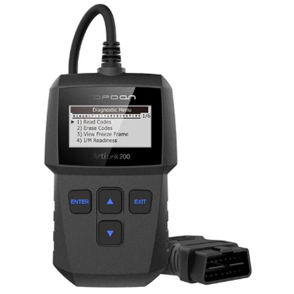 دستگاه دیاگ تاپ دان مدل آرتی 200