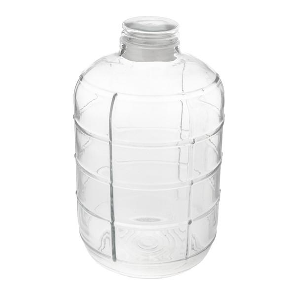 قرابه شیشه ای کد 02 حجم 20 لیتر