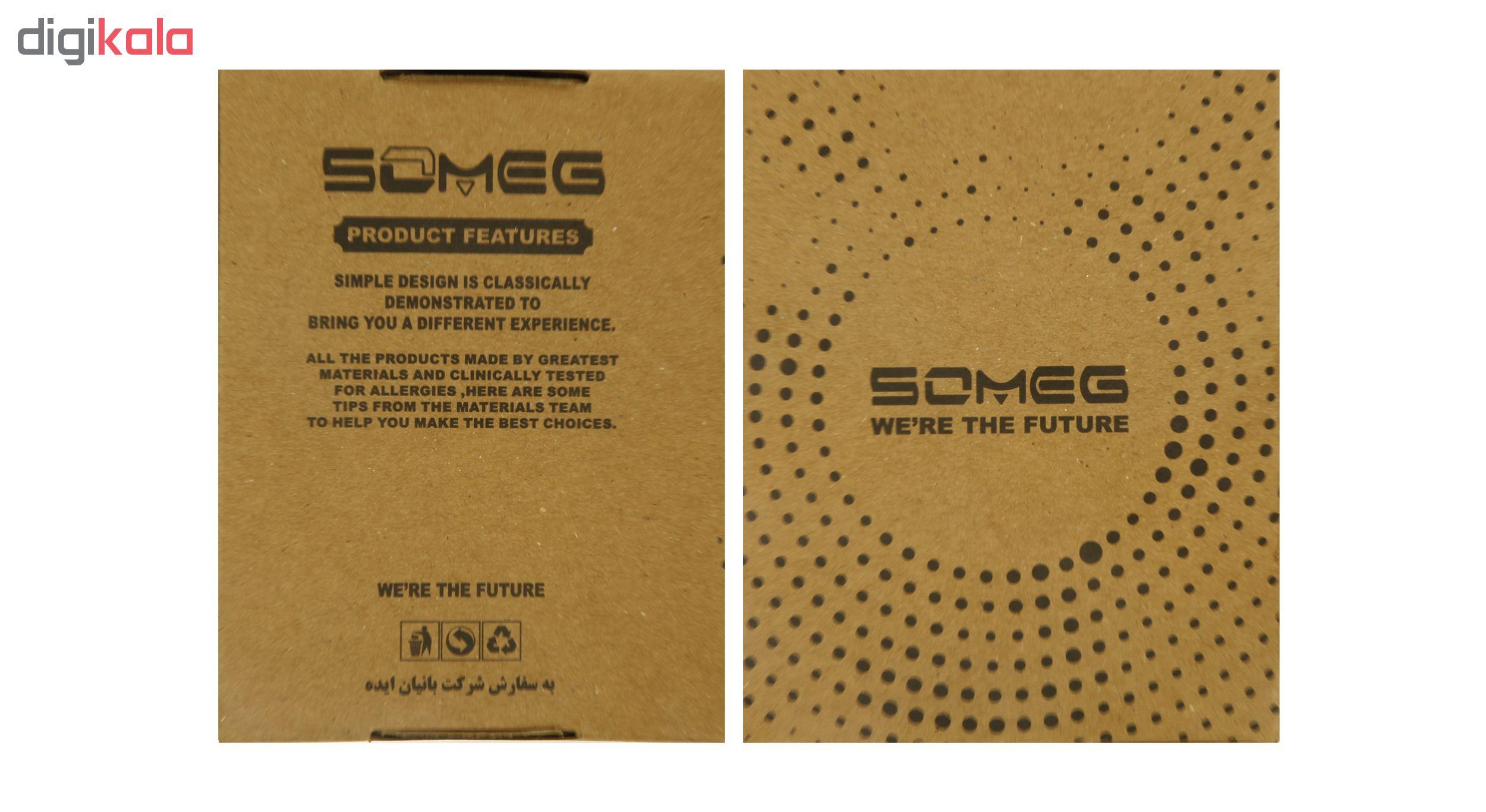 بند سومگ مدل SMG-K2 مناسب برای مچ بند هوشمند شیائومی Mi Band 4 به همراه محافظ صفحه نمایش main 1 1