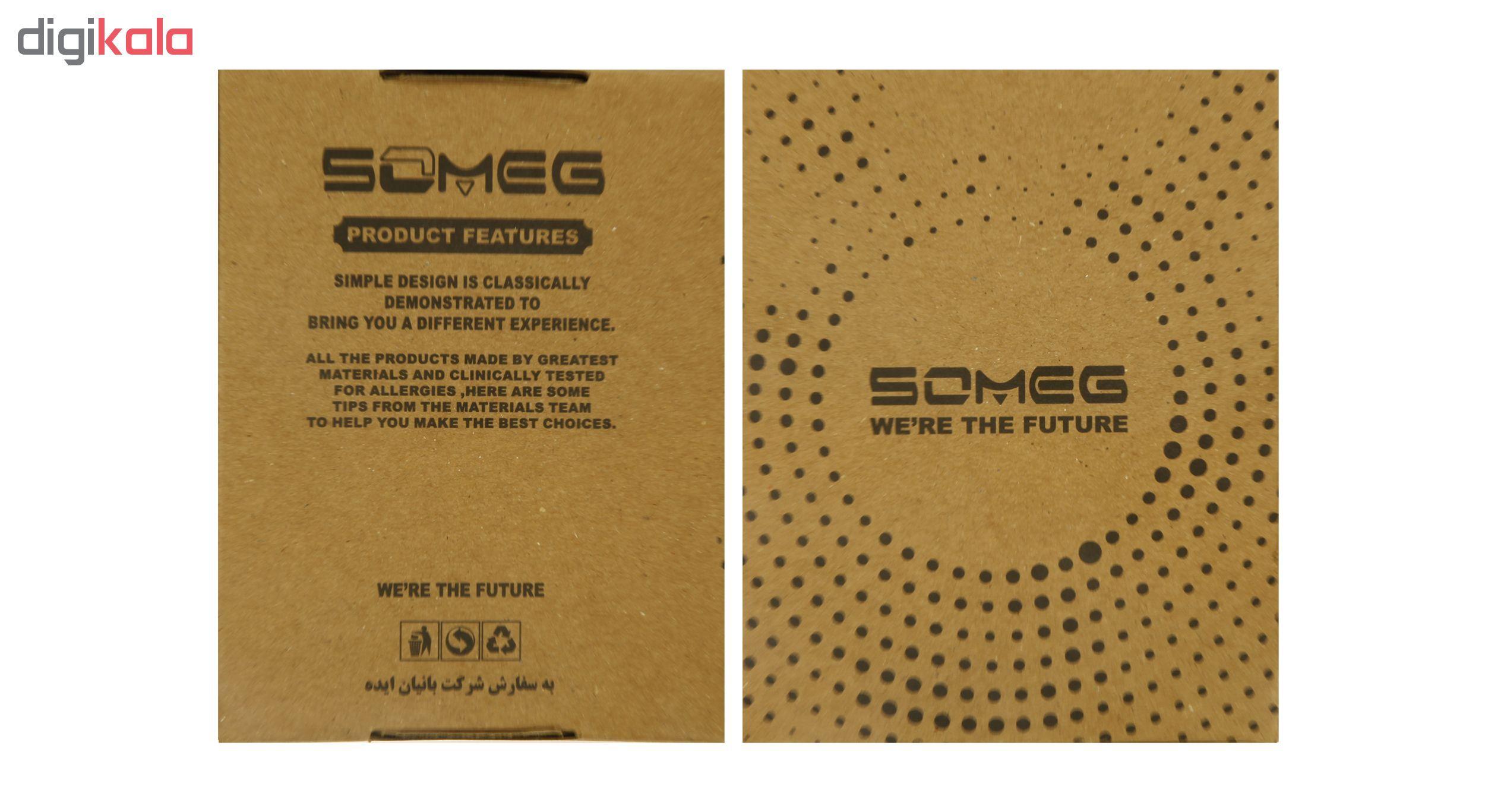 بند سومگ مدل SMG-K3 مناسب برای مچ بند هوشمند شیائومی Mi Band 4 به همراه محافظ صفحه نمایش main 1 26