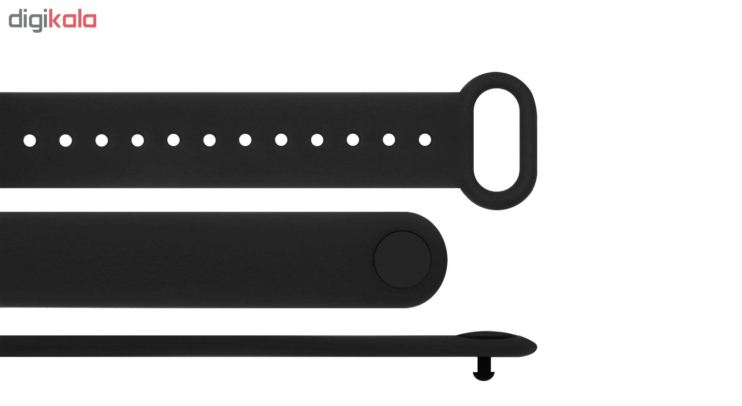 بند سومگ مدل SMG-K3 مناسب برای مچ بند هوشمند شیائومی Mi Band 4 به همراه محافظ صفحه نمایش main 1 20