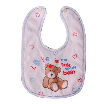 پیشبند نوزاد طرح خرس