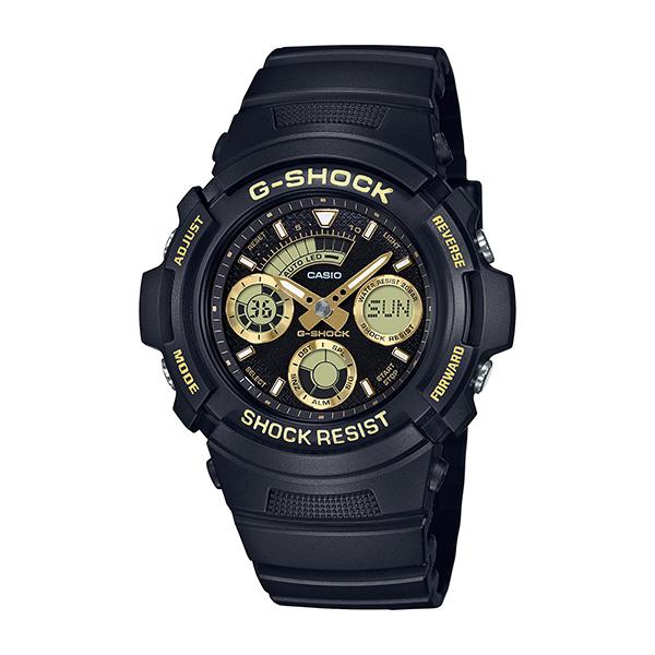 کد تخفیف                                      ساعت مچی عقربه ای مردانه کاسیو مدل AW-591GBX-1A9