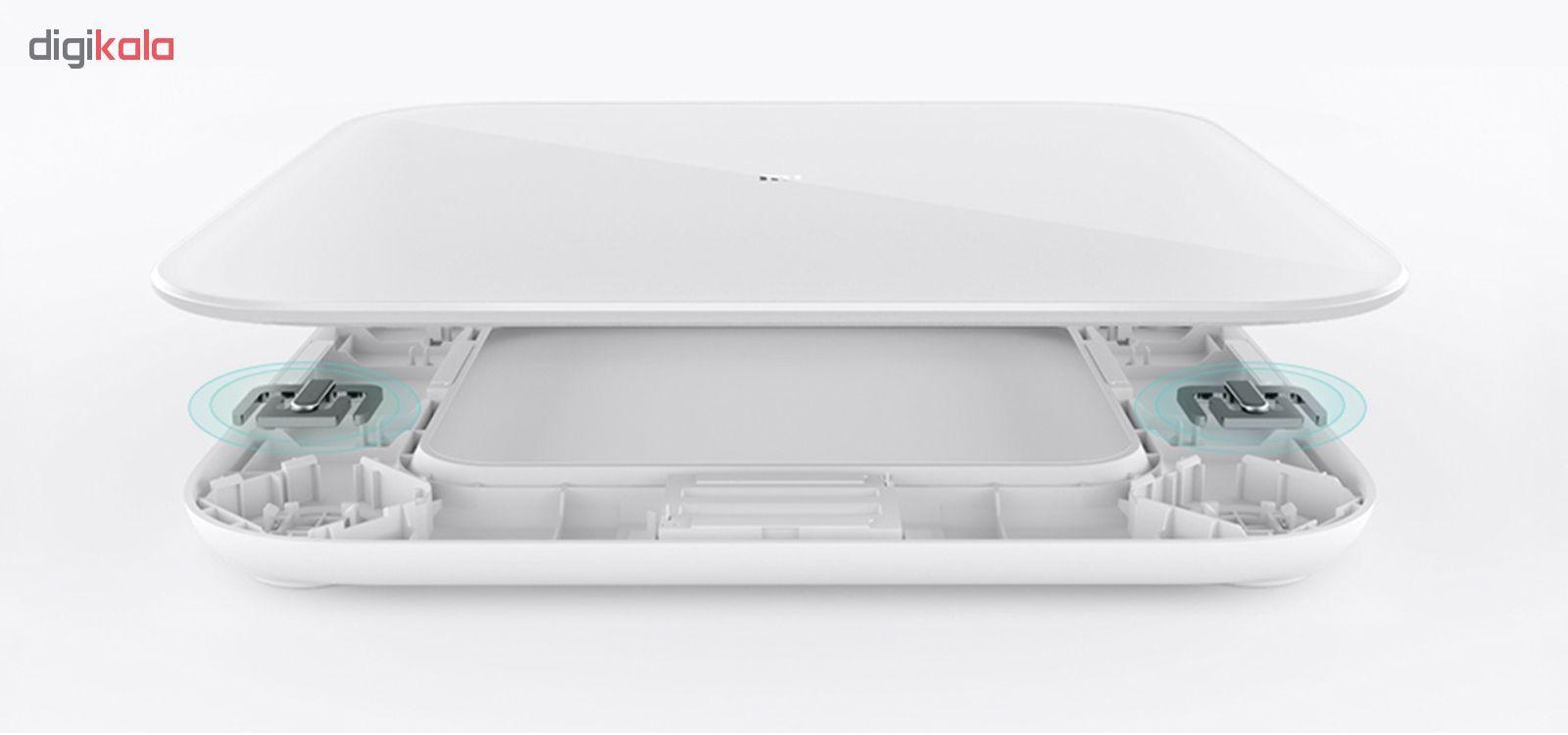 ترازو هوشمند شیائومی مدل Mi-Smart-Scale2 main 1 4