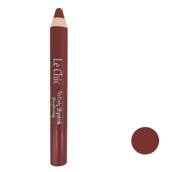رژ لب مدادی لچیک شماره 14