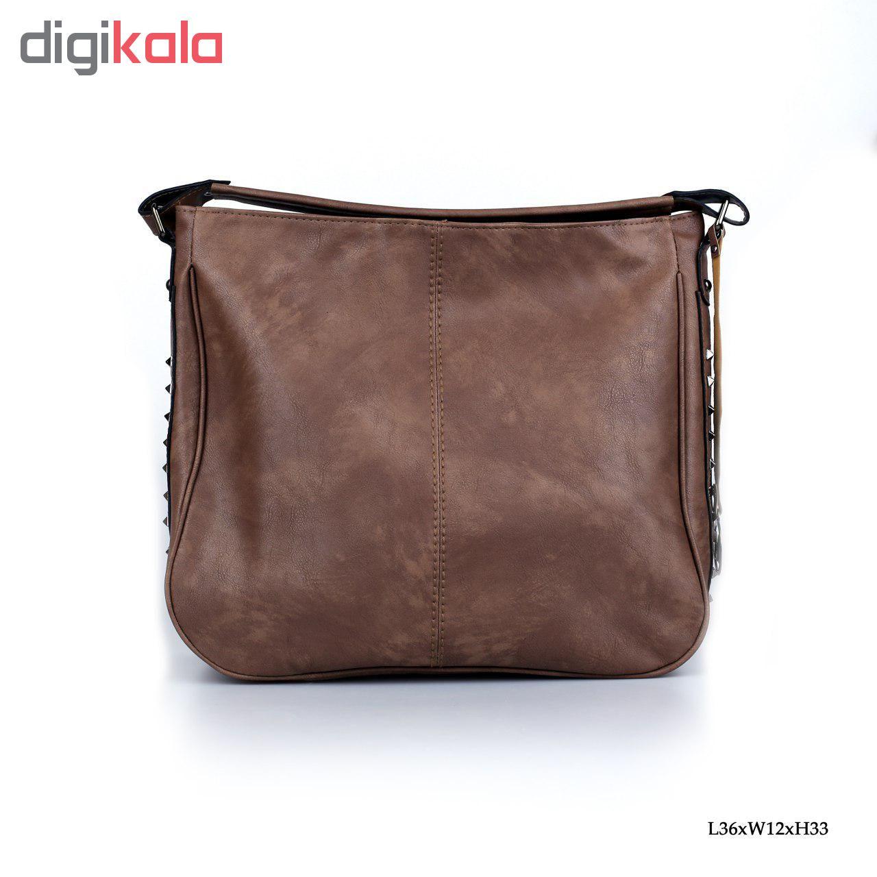 کیف دوشی زنانه کد 531412