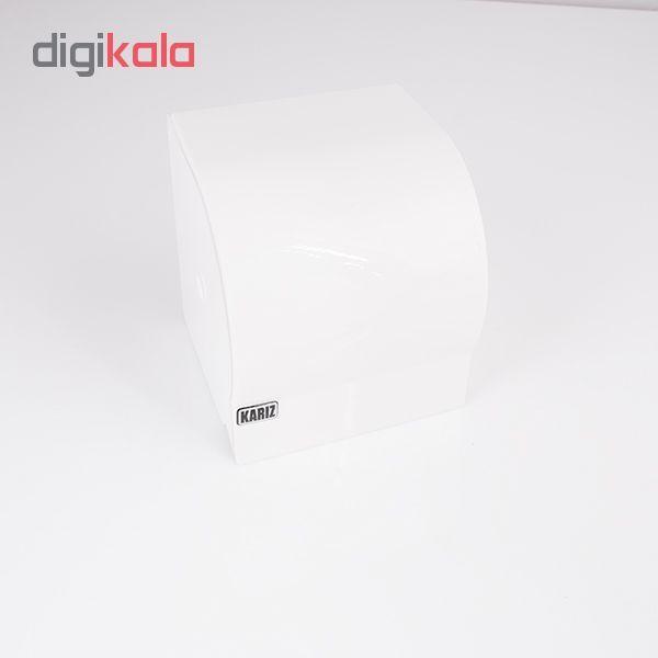 پایه رول دستمال کاغذی کاریز مدل delsa main 1 2