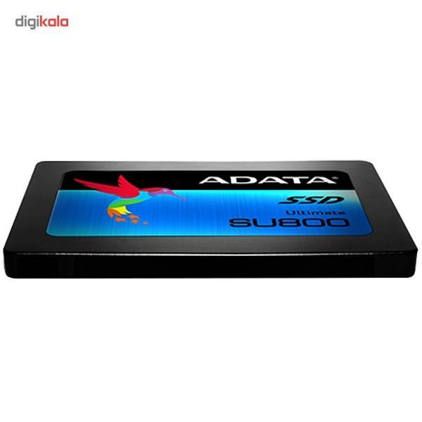 حافظه SSD ای دیتا مدل SU800 ظرفیت 512 گیگابایت main 1 3