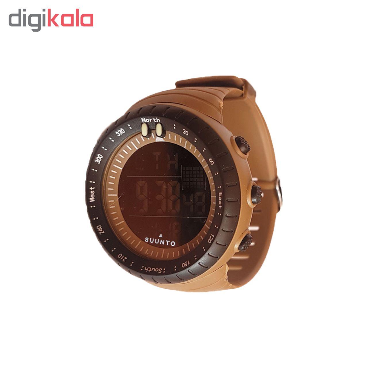 ساعت مچی دیجیتال کد SU02             قیمت