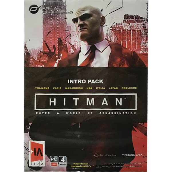 بازی hitman مخصوص pc