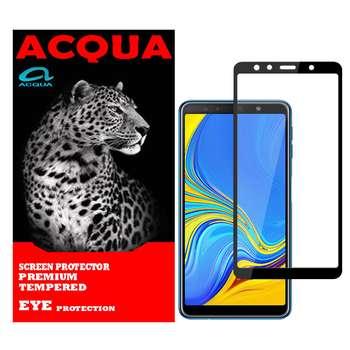 محافظ صفحه نمایش آکوا مدل SA مناسب برای گوشی موبایل سامسونگ Galaxy A7 2018/A750