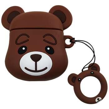 کاور طرح خرس کد 02 مناسب برای کیس اپل ایرپاد