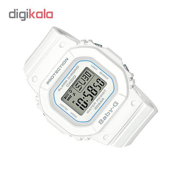 ساعت مچی دیجیتال زنانه کاسیو مدل BGD-560-7D