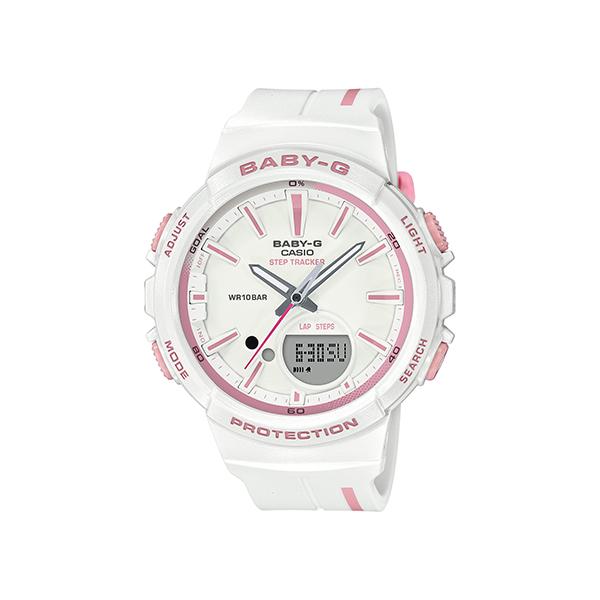 ساعت مچی عقربه ای زنانه کاسیو کد BGS-100RT-7A