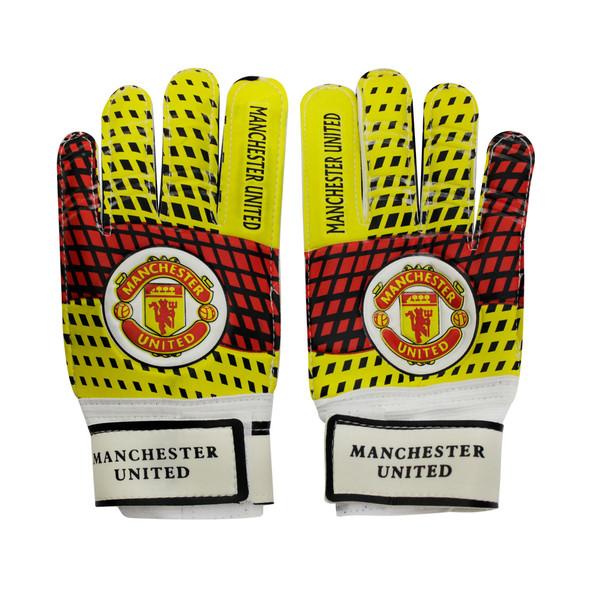 دستکش دروازه بانی پسرانه مدل Manchester United