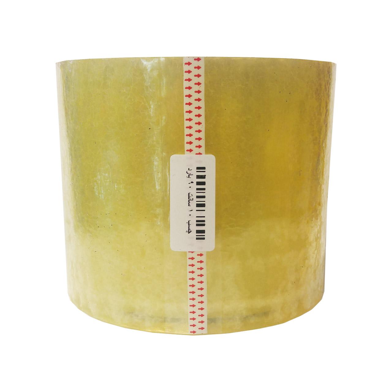 چسب نواری ژاد مدل الماس عرض 10 سانتی متر
