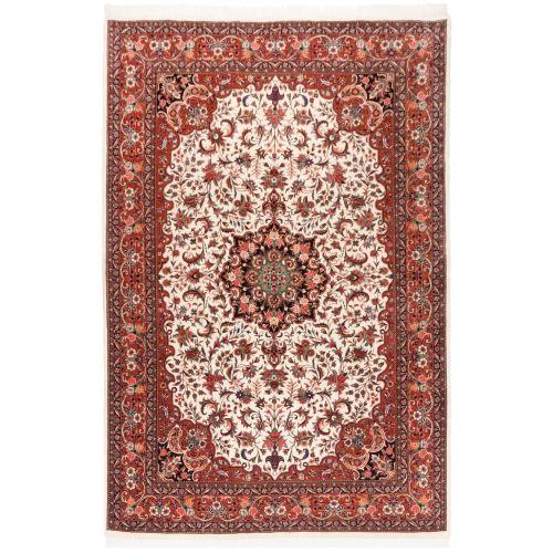 فرش دستباف قدیمی شش متری سی پرشیا کد 174156