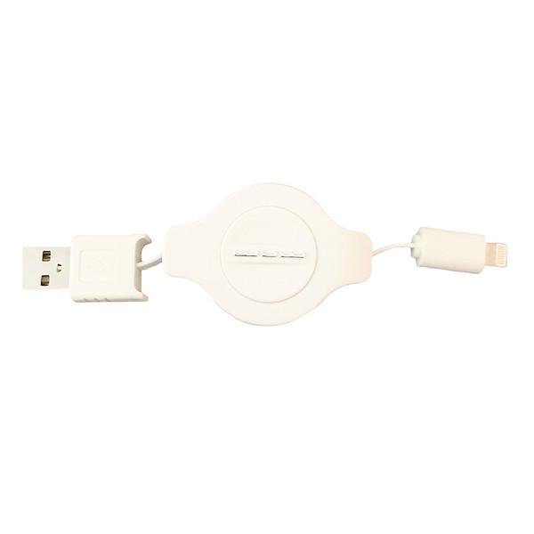 کابل تبدیل USB به لایتنینگ دبلیو یو دبلیو مدل x26 طول 1 متر