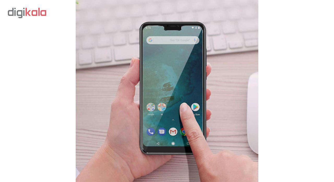 محافظ صفحه نمایش سیحان مدل CLT مناسب برای گوشی موبایل  شیائومی mi A2 Lite / Redmi 6 pro main 1 3