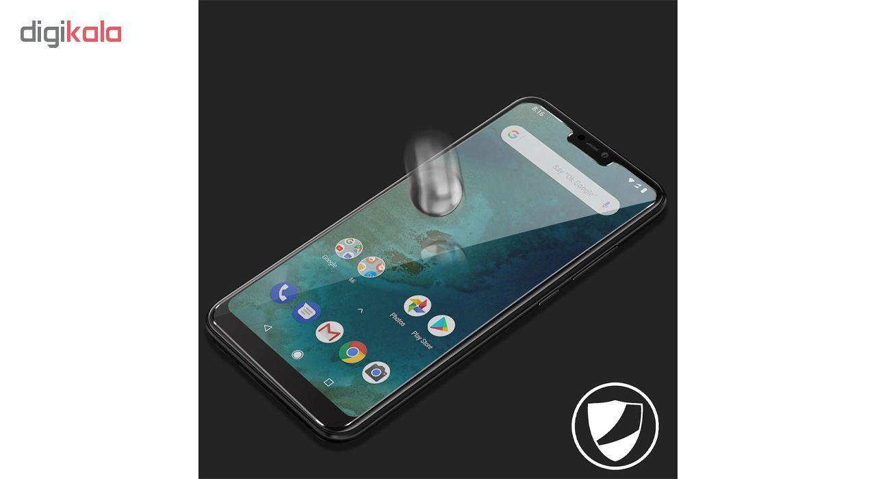 محافظ صفحه نمایش سیحان مدل CLT مناسب برای گوشی موبایل  شیائومی mi A2 Lite / Redmi 6 pro main 1 4
