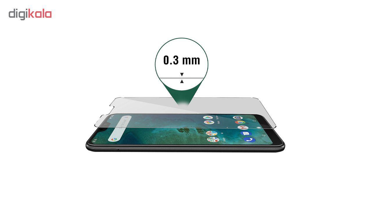 محافظ صفحه نمایش سیحان مدل CLT مناسب برای گوشی موبایل  شیائومی mi A2 Lite / Redmi 6 pro main 1 5