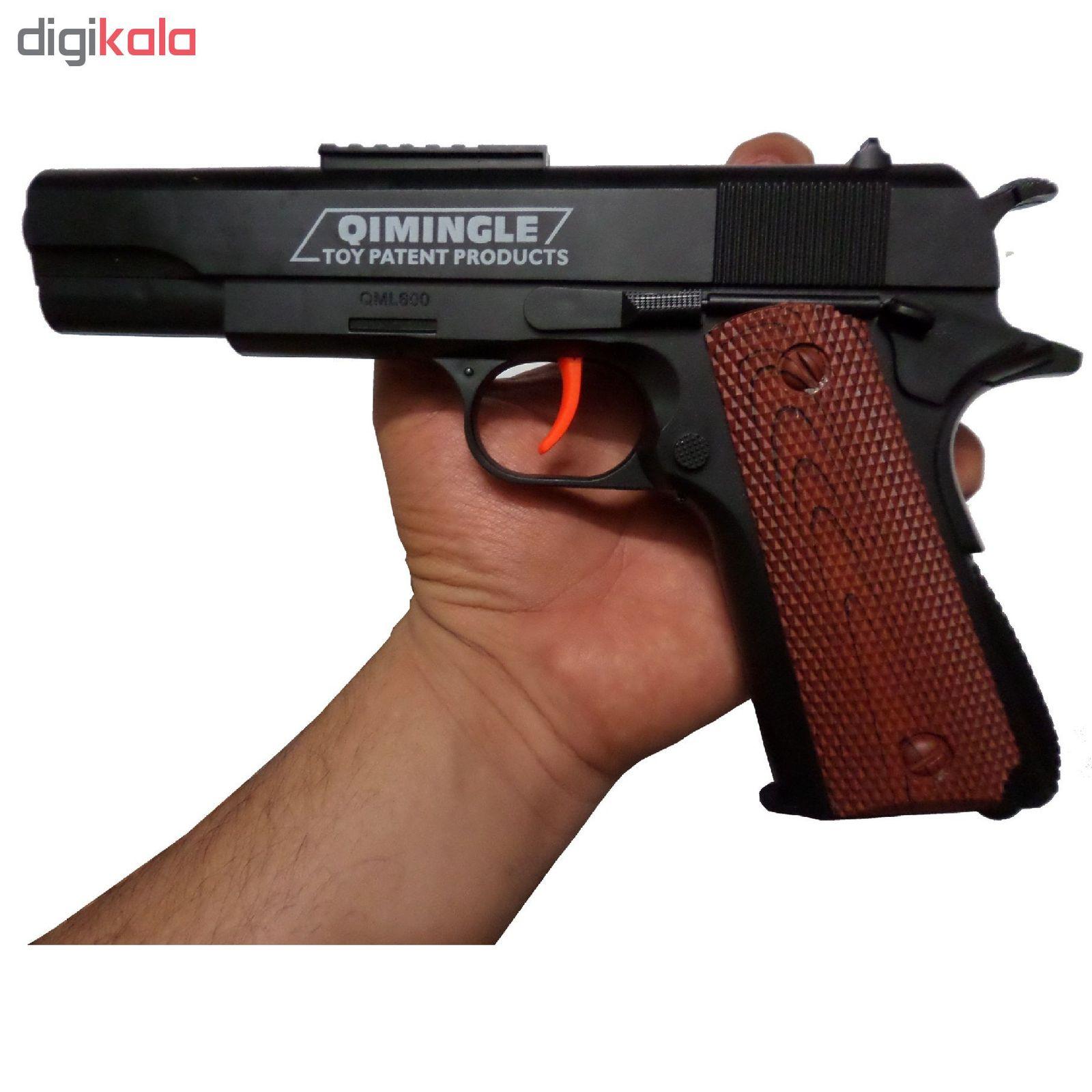 تفنگ بازی مدل B14 main 1 1