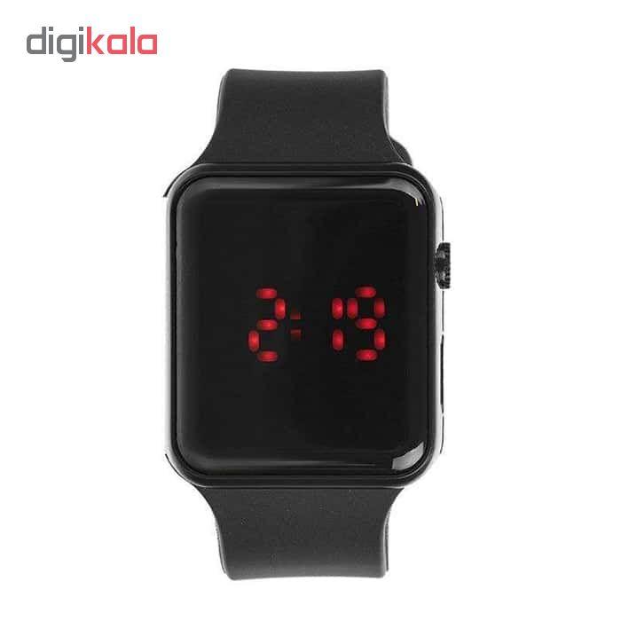 ساعت مچی دیجیتال کد 555             قیمت