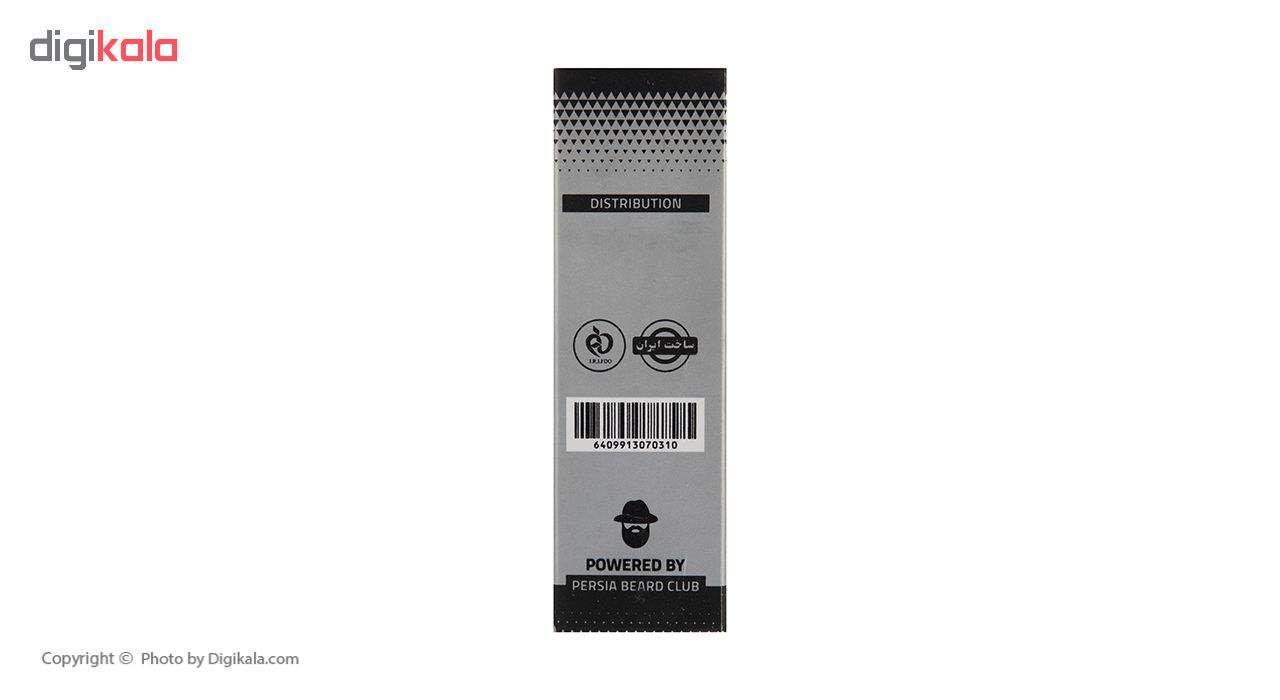 روغن تقویت کننده مو ریش و سبیل پرشیا کد 001 حجم 30 میلی لیتر