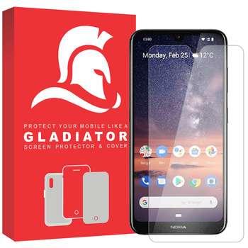 محافظ صفحه نمایش گلادیاتور مدل GLN1000 مناسب برای گوشی موبایل نوکیا 3.2