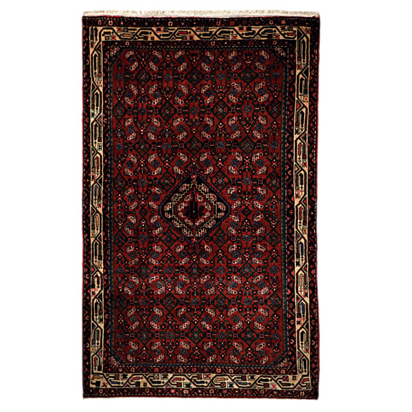 فرش دستباف سه متری گالری نور کد H1864